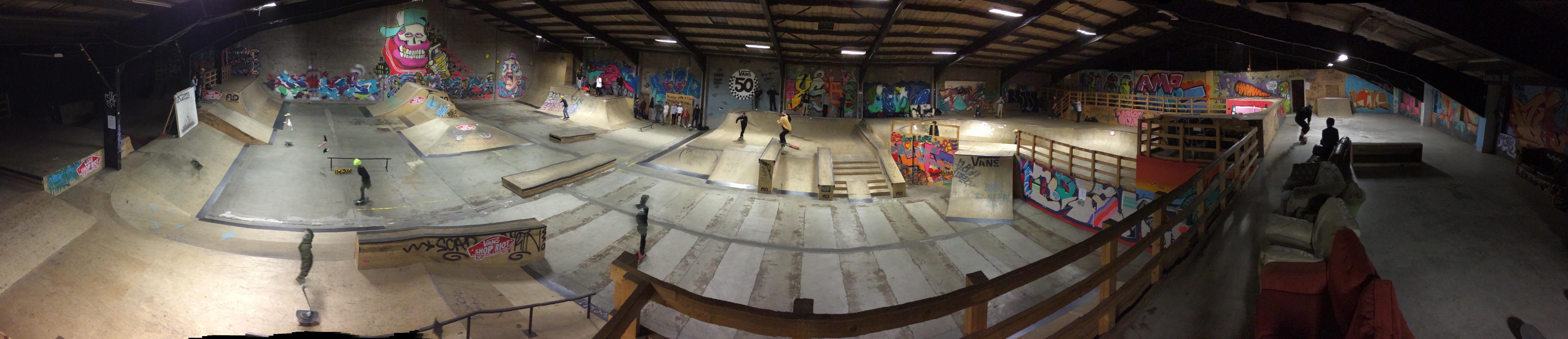 Skateparks In Nottingham Forty Two Guide To Nottingham