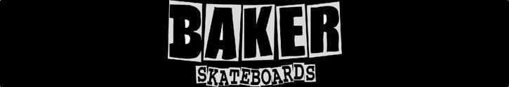Baker Skateboards and Decks
