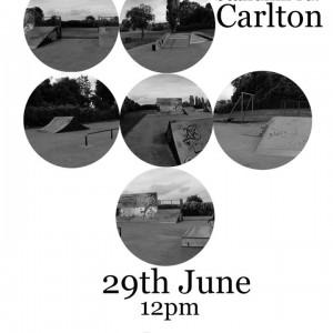 sunday circuit carlton flyer w:logos