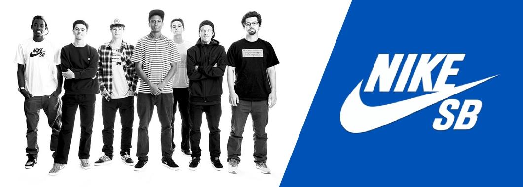Nike SB Skateboard team Banner