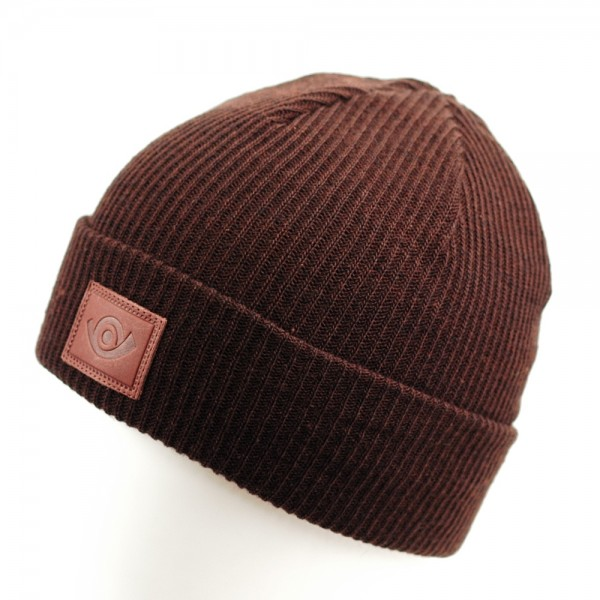 Post Details Classic V3 Beanie Horn Chocolate UK