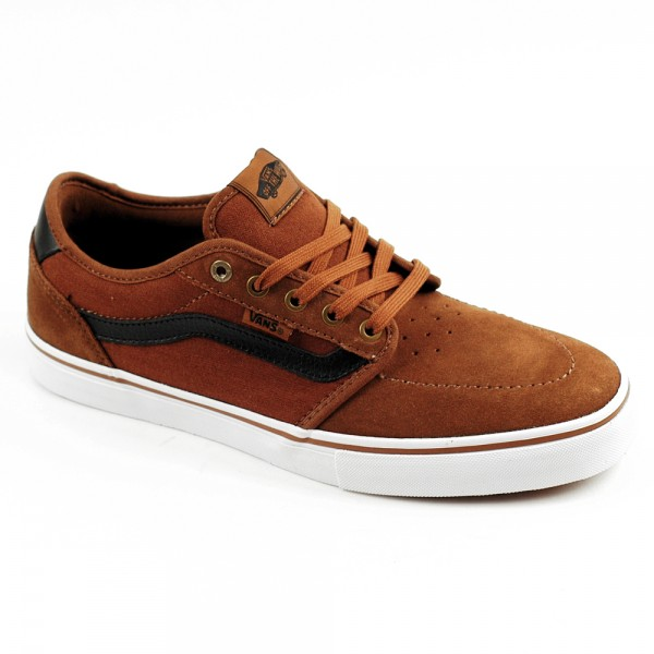 Vans Lindero2 Tobacco Black Suede featuring Vans Duracap and Ultracush HD footbed. Free UK delivery.