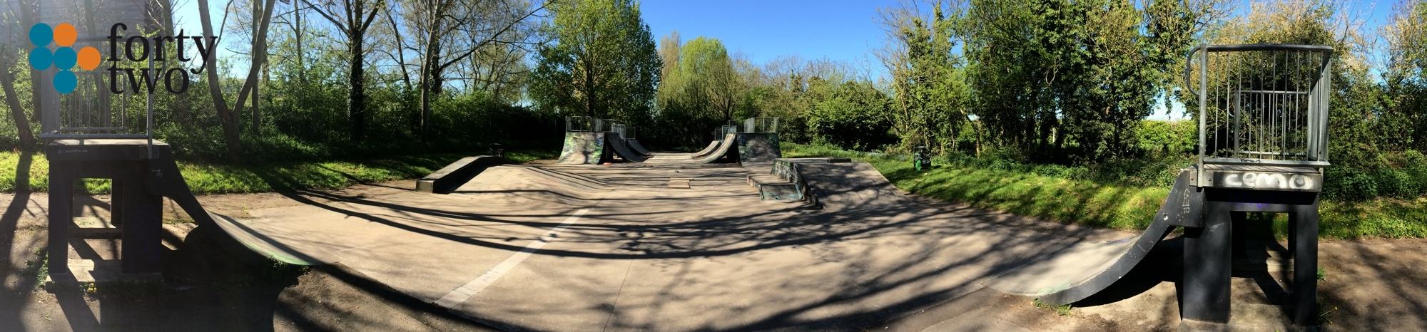 Keyworth skatepark Nottingham
