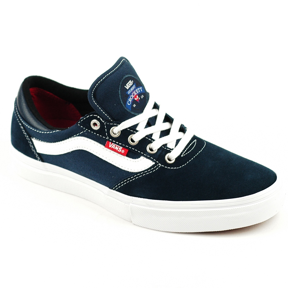 Vans Gilbert Crockett Pro Navy White Red Forty Two
