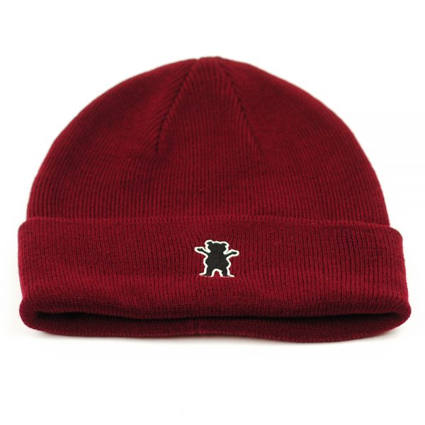 grizzly-gram-beanie-burgundy