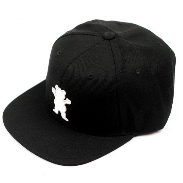 grizzly-wooly-og-bear-strapback-cap-black