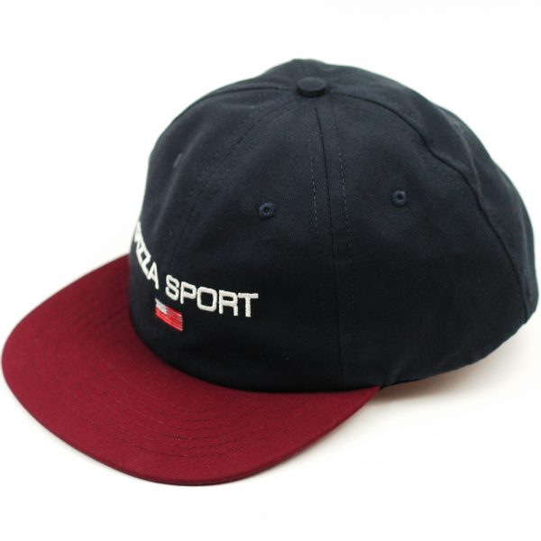 pizza-sport-hat-burgundy