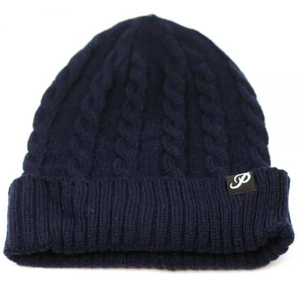primitive-shout-beanie-navy
