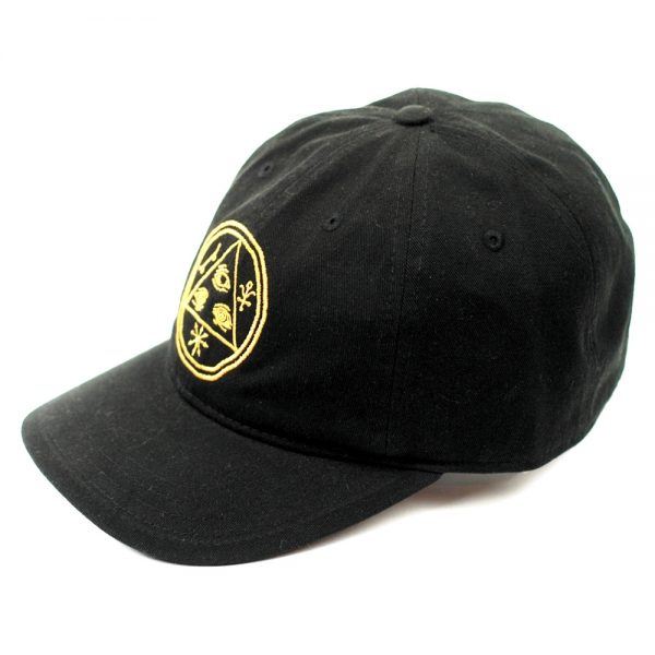 welcome-witch-unstructured-slider-cap-black
