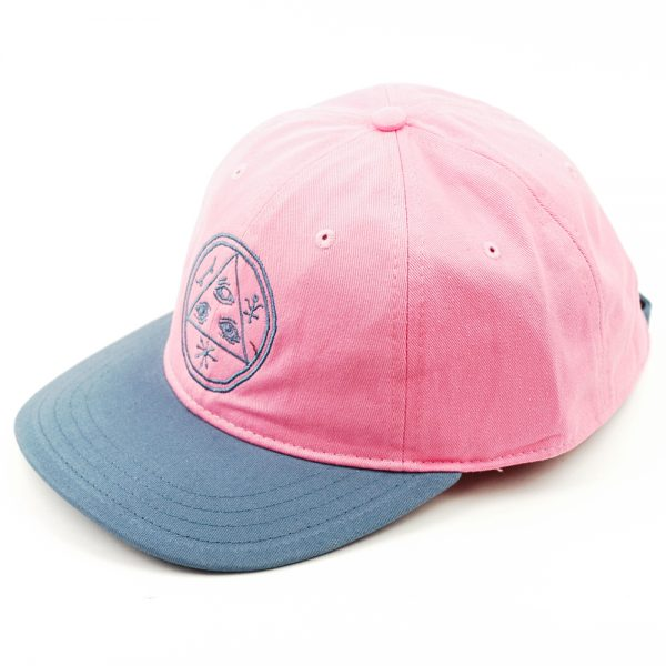 welcome-witch-unstructured-slider-cap-pink-slate
