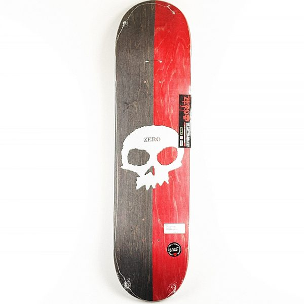 zero-split-single-skull-deck-8-125-red-black
