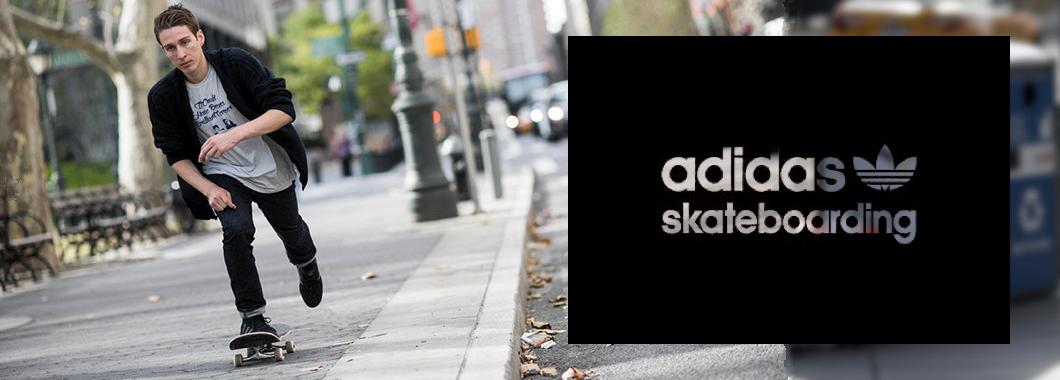 Adidas Skateboarding UK Banner