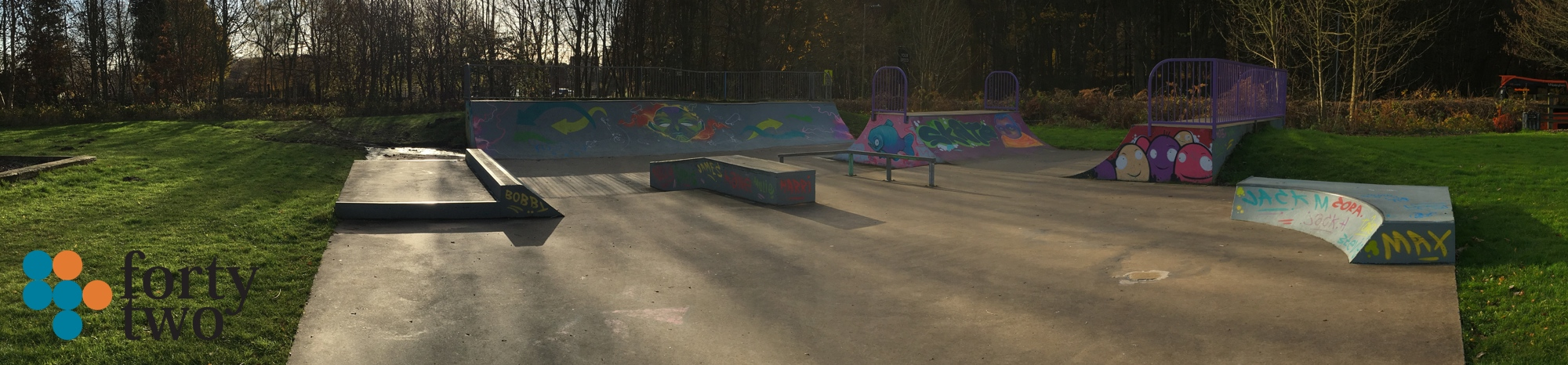 Newstead Village Skatepark Nottingham Skateboarding