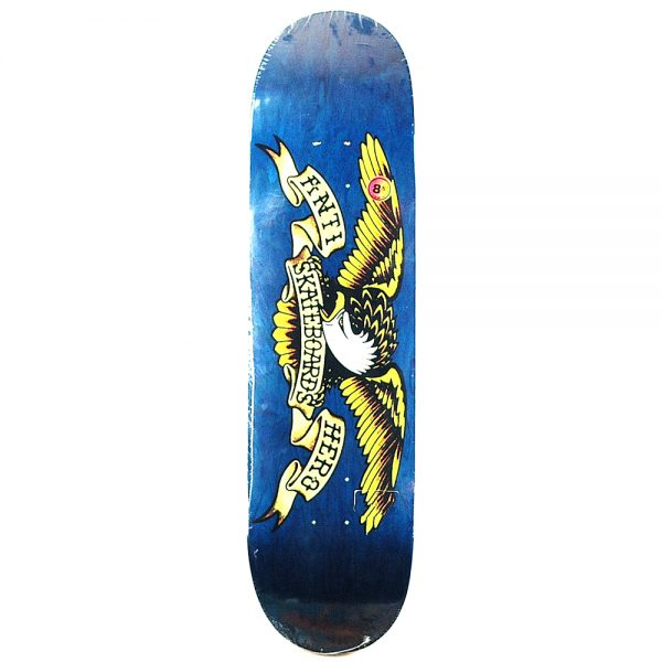 Anti Hero Stained Eagle Deck XLarge 8.50