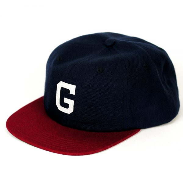 grizzly-coliseum-snapback-cap-navy