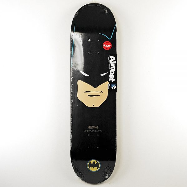 Almost Daewon Abstract Batman Deck 8.125