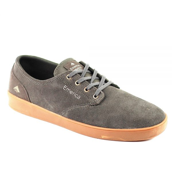 Emerica Romero Laced Grey-Gum Main