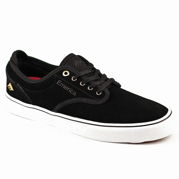 Emerica Wino G6 Black-White Main
