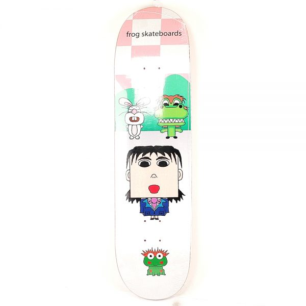 Frog Skateboards Scream Ur Dream Deck 8.5