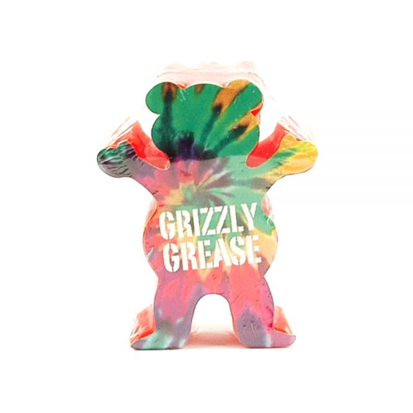 Grizzly Grease Wax Red