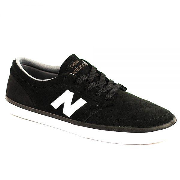 New Balance Numeric 345 Black-White Single