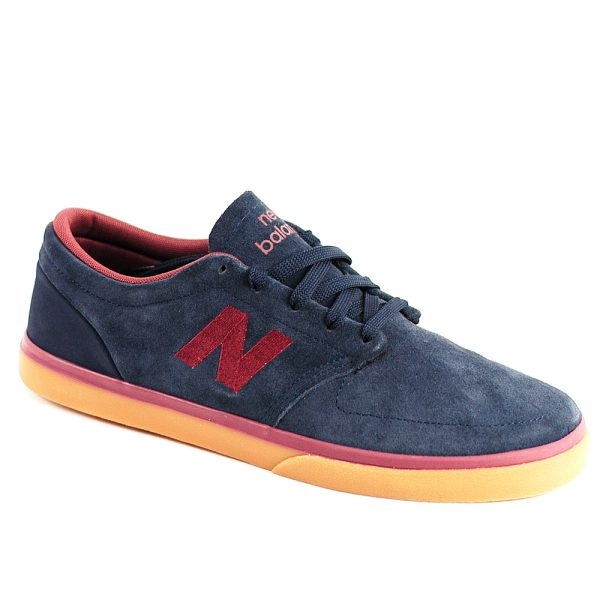 New Balance Numeric 345 Obsidian-Gum Single