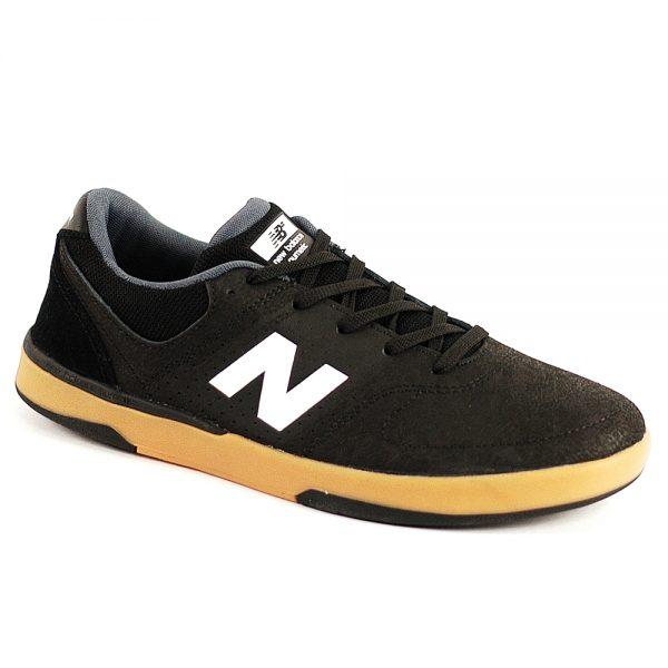 New Balance Numeric 533 Black-White-Gum