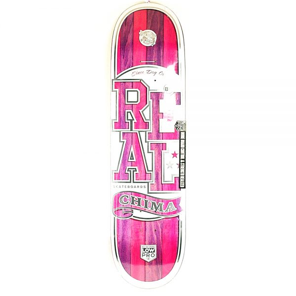 Real Low Pro Chima Spliced Deck 8.25