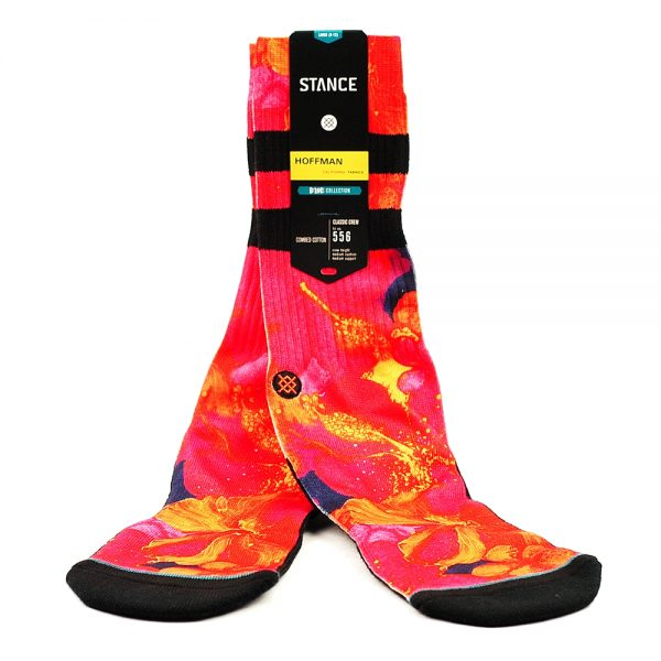 Stance Gutter Socks Orange
