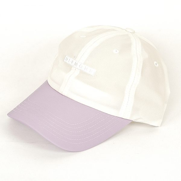 Diamond Marquise Sports Cap Lavender Main