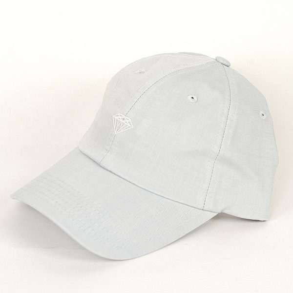 Diamond Micro Brilliant Sports Trucker Cap Blue Main