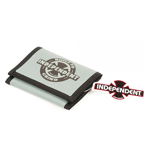 Independent Wallet BT Ring Charcoal Main