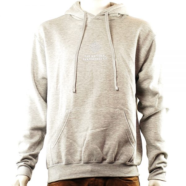 National Skate CO Classic Hood Grey Main