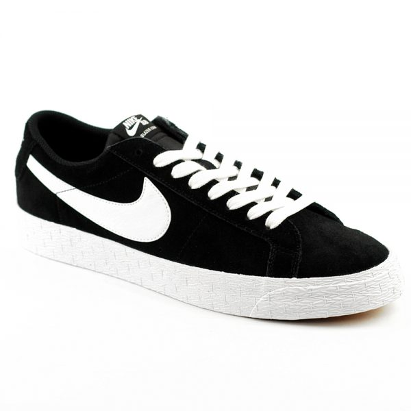 Nike Blazer Black White Main