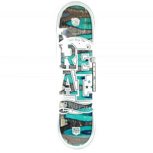 Real Low Pro Justin Brock Spectrum Deck 8.50