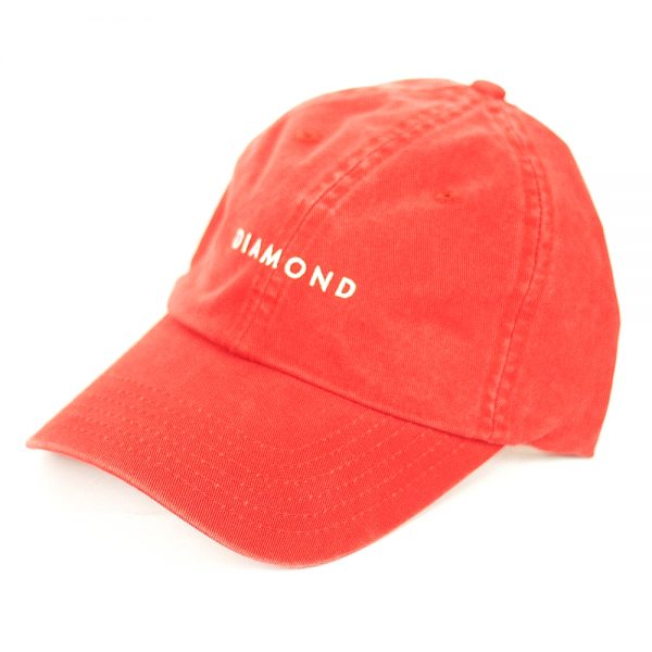 diamond-leeway-sports-cap-red