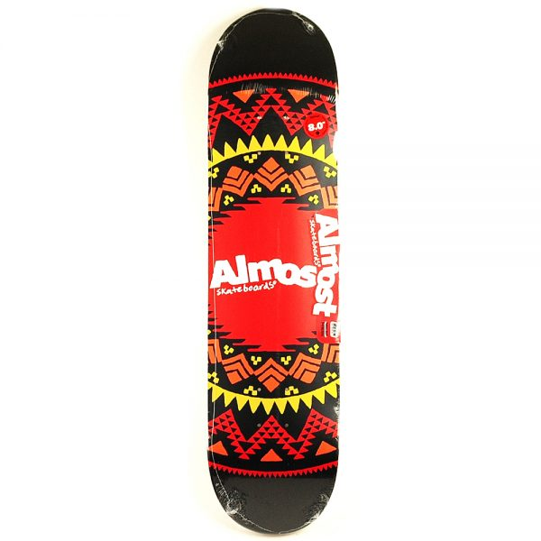 Almost Geo Aztec Deck 8.0