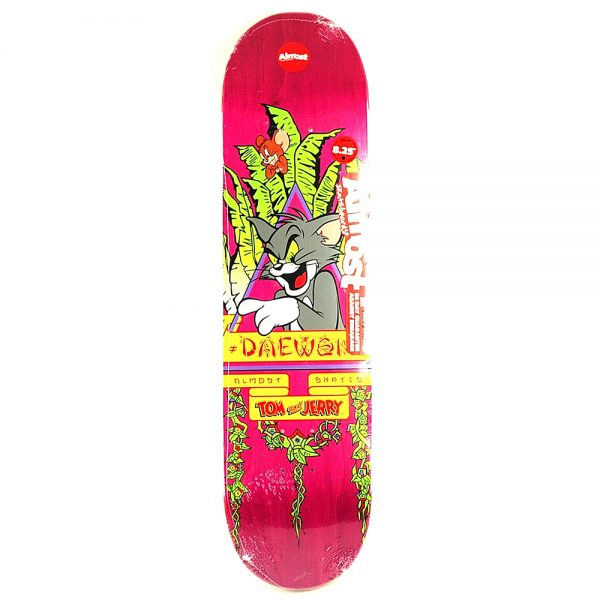 Almost Tom Big Panther Deck 8.0