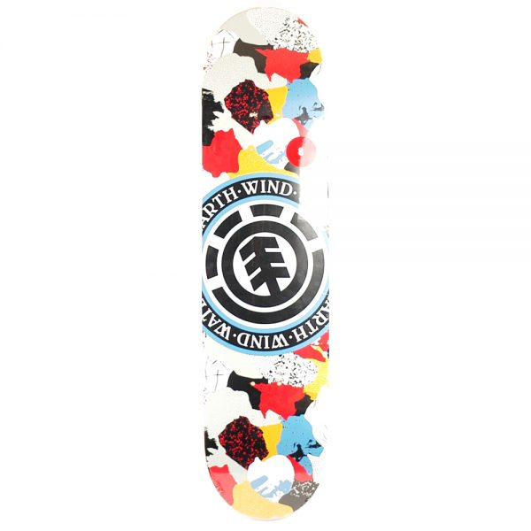Element Cut Out Seal Deck 8.0 Main