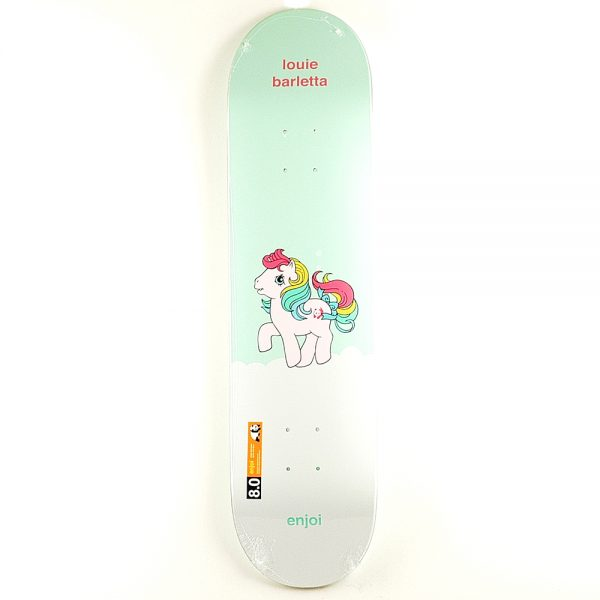 Enjoi Barletta My Little Pony Deck 8.0