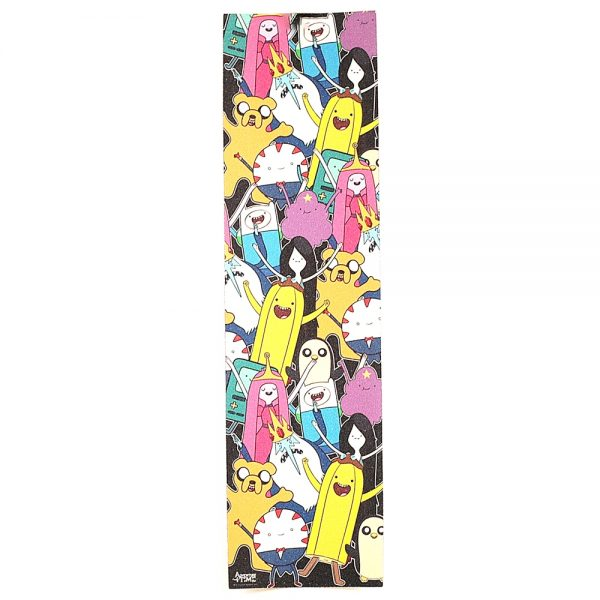 Grizzly x Adventure Time Like Your Brain Griptape