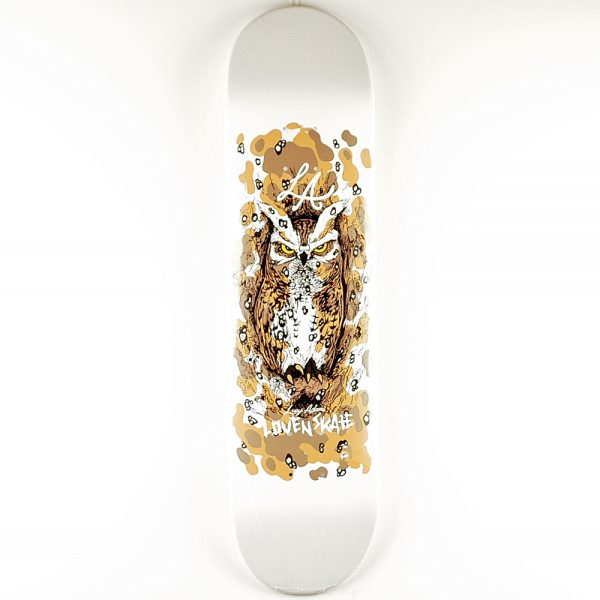 Lovenskate Lucy Adams Camouflage Deck 8.00