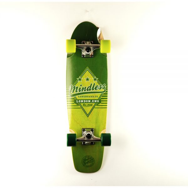 Mindless Dailey Grande II Complete Cruiser Green