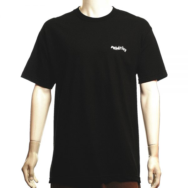 Primitive Vibes Tee Front