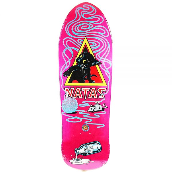Santa Cruz Natas Kitten Deck Candy Purple 9.89 Main