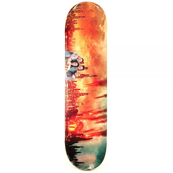 Alltimers Chilling Disasters Meteors Deck 8.25