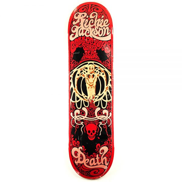 Death Jackson Collector Deck 8.25