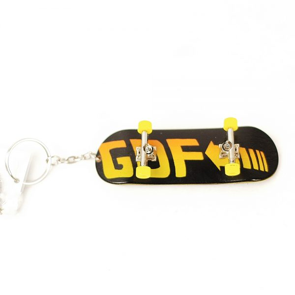 GDF Back To Futura Complete Keyring