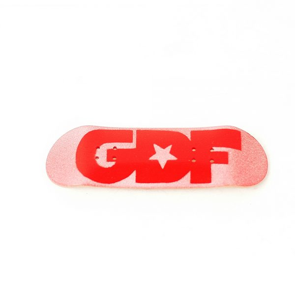 GDF Popsicle Pink Deck with Griptape