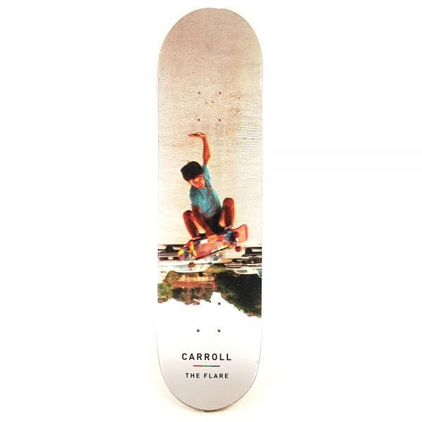 Girl Mike Carrol The Flare Deck 8.375